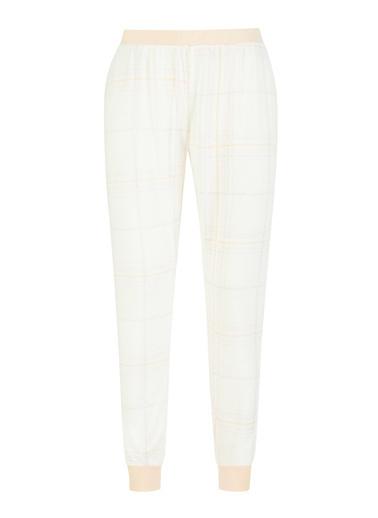 Penti Beyaz Sweet Home Termal Pantolon Beyaz